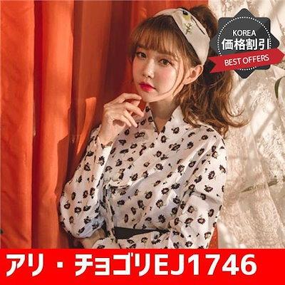 アリ・チョゴリEJ1746 女性ブラウス/プリントブラウス/韓国ファッション