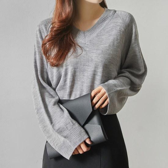 イニクモルディドゥV KNITニート ニット/セーター/ニット/韓国ファッション