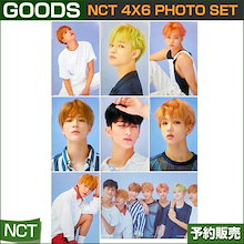 3. NCT 4x6 PHOTO SET / NCT POPUP ALBUM GOODS / 1809nct /1次予約 / 送料無料