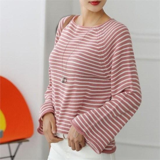 シーフォックス行き来するようにシーフォックス】アップルハニーknitシャツ ニット/セーター/ニット/韓国ファッション