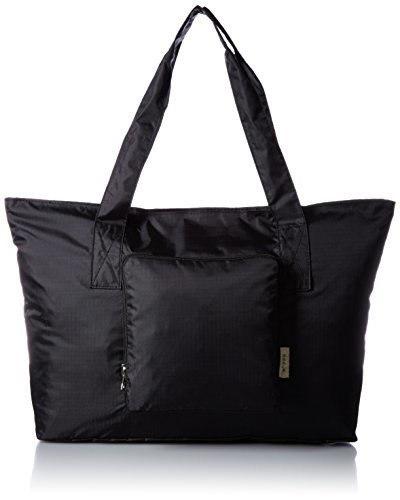 [アディ] 折り畳みコンパクトトートバッグ   16L 32cm 0.3kg 31-63001 01 ブラック