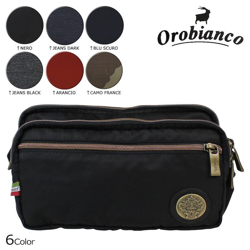 オロビアンコ Orobianco ボディバッグ ワンショルダー GIACOMINO TEK-C メンズ