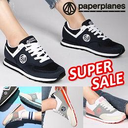 ◆全品送料無料◆本日限定特価割引!◆ Paperplanes PP1336 Line スニーカー /スニーカー/ランニングシューズスポーツシューズ パンプス靴 k-pop Star シューズ