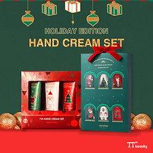 🎄クリスマスコフレハンドクリーム🎄[TONYMOLY][PERIPERA ぺりぺら][ イニスフリー] CHRISTMAS EDITION# HAND CREAM GIFT SET