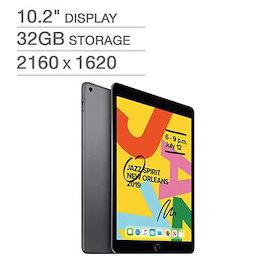 第7世代Apple iPad A10 Fusionチップ32GB/Wi-Fi バージョン【アップル正規品輸入】