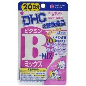 DHC ビタミンBミックス 20日 40粒