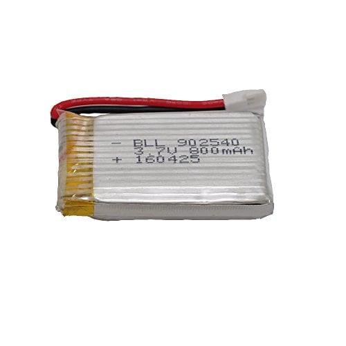 ドローン バッテリー SYMA X5SW X5 アップグレード 3.7V 800mAh LIPO リポバッテリー ※過充電保護機能付き [並行輸入品]