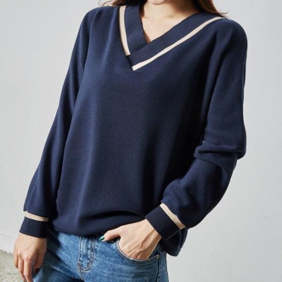 イニクブルラニクV KNITニート ニット/セーター/ニット/韓国ファッション