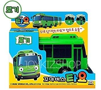 qoo10 tayo little bus toy rogi おもちゃ 知育