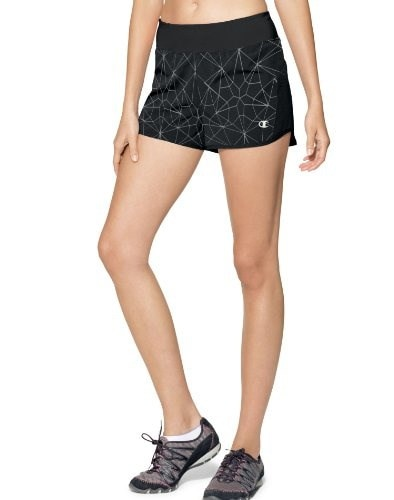 Champion Womens Performax Short, Black, X-Large