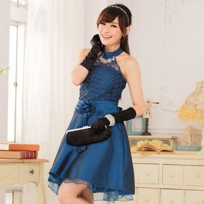 【dressgirl】OPS017【在庫クリアランスセール】 普通のサイズからXXLまで 大きいサイズ パーティードレス ワンピース パーティー ドレス 結婚式 二次会 2次会 お呼ばれパーティ et