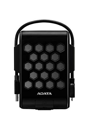 ADATA HD720シリーズ 2TB USB3.0 防水/防塵/耐衝撃 外付けポータブルHDD ブラック 3年保証 AHD720-2TU3-CBK
