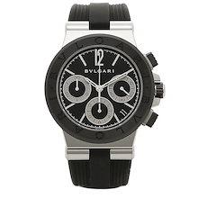 ブルガリ 時計 メンズ BVLGARI DG37BSCVDCH 102549 ディアゴノ 自動巻き 腕時計 ウォッチ ブラック 532P19Apr16