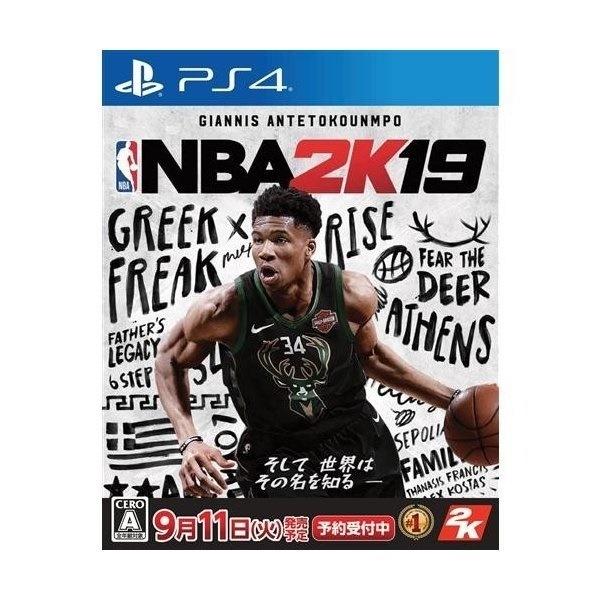 NBA 2K19 [通常版] [PS4] 製品画像