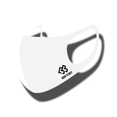 BTOB LOGO MASK マスク[ STRETCH ANTIBACTERIAL 3D MASK ] 洗濯可能 HYOSUNG