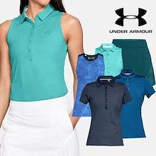UNDER ARMOURアンダーアーマー WOMENS スポーツウェア & ゴルフウェア 半袖 & 半ズボン