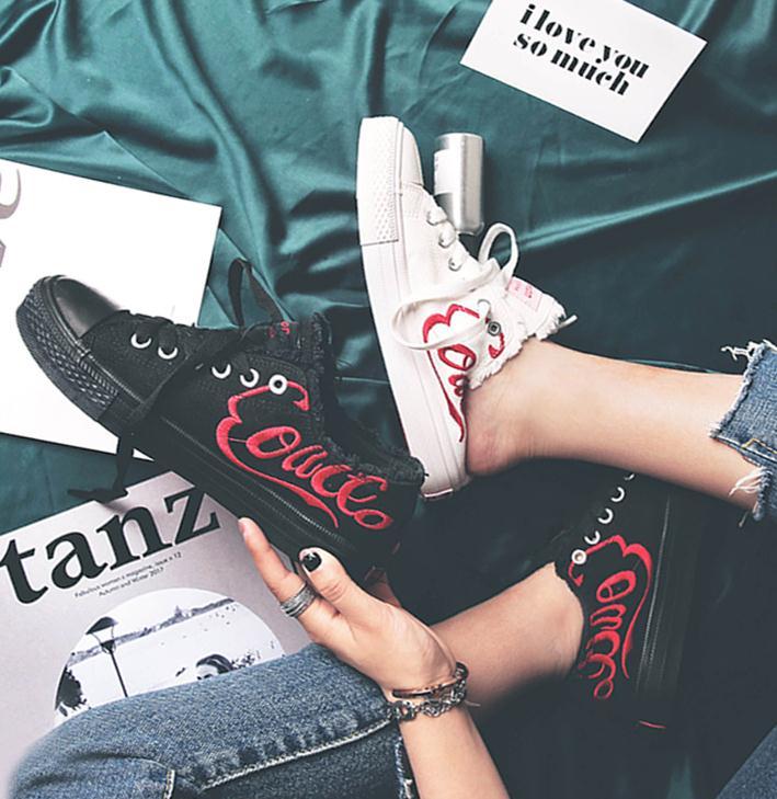 INS超人気/靴/スニーカー/韓国ファション キャンバス靴 高品質 GD メンズ靴 レディースファション 女靴 韓国ファション 靴レディース 運動靴 スニーカー  登山靴  男女 学生靴