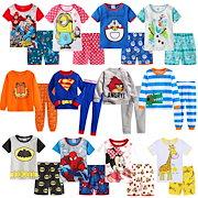 c88a7cf4aea05 2019新作キッズパジャマパジャマ とってもかっこいい おしゃれな 半袖 長袖 子供服 パジャマ パンツ