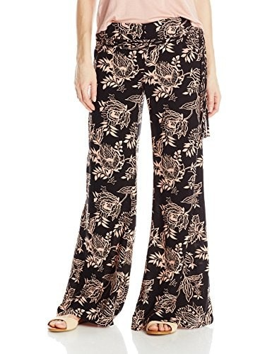 ONeill Juniors Nash Woven Soft Pant, Black, Large
