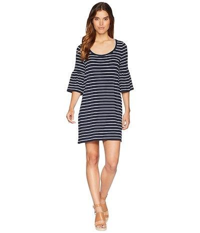 ビービーダコタ レディース ワンピース トップス Shades Of Cool Striped Dress