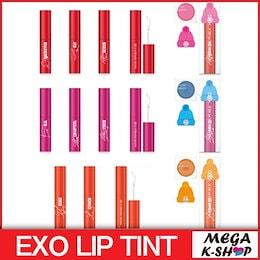 【送料無料】[NATURE REPUBLIC X EXO] EXO LIP TINT Series [ティント][メンバー選択][フォトカード付き][11月下旬発売]