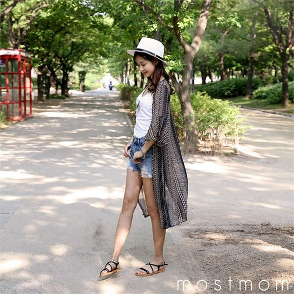 のモスト・ママシフォンくれるかロブM1723678 new 女性ニット/カーディガン/韓国ファッション