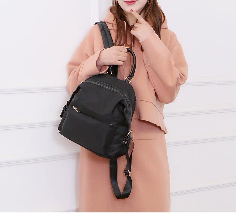 2018春の新しい性格のファッション防水ナイロンオックスフォード布のショルダーバッグ女性の韓版