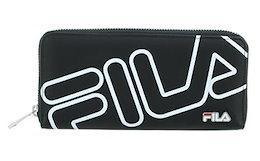 【送料無料】[フィラ] 長財布 ビッグロゴ ラウンドファスナー式 FIMS-0131