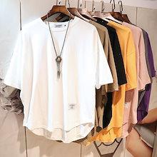 赤字特価  期間限定 大きサイズ メンズ  半袖 Tシャツ  カジュアル  コットン 快適  ゆったり 2020  新作  韓国ファッション 原宿風 男女兼用 人気商品 シンプル