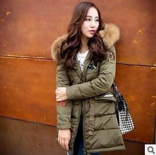 生き抜くIrevinshopダウン新しいファッションの冬のジャケットの女性パーカーウインドブレーカーコート厚手のジャケットダック