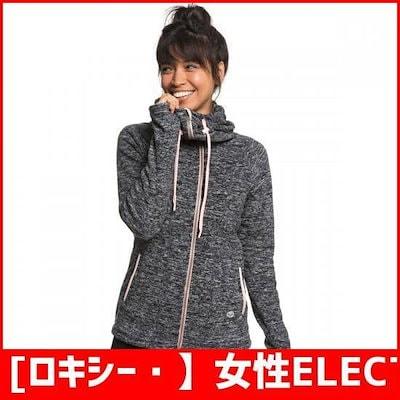 [ロキシー・】女性ELECTRIC FEELING FLEECE O831HZ034 /フッド/ジップアップティーシャツ/ 韓国ファッション