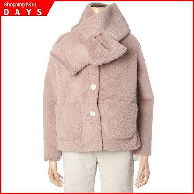 [バンエイク]ミンクポジャケット(VA92JKM301D) /ベルベットのジャケット/ジャケット/韓国ファッション