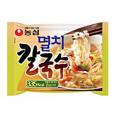 『農心』イワシカルクッス|煮干しカルグクス(98g×1個) ノンシム NONG SHIM 韓国ラーメン インスタントラーメン 韓国麺 韓国食品