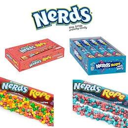 ★ [ASMR×NeRds ROPe] 💛【ロープキャンディー】★Youtubeで話題 咀嚼音 ナーズロープ✨ Nerds Rope Gummy Candy 🌈  『送料無料』 ♪😊韓国直送