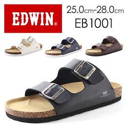 エドウィン サンダル コンフォート メンズ 靴 EDWIN EB1001