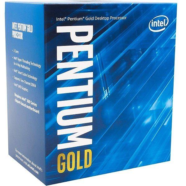 Pentium Gold G5400 BOX 製品画像