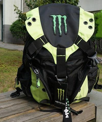 0cc4b74f4e70 Monster Energy モンスターエナジー リュック リュックサック ショルダーバッグ バックパック 旅行バッグ ボディバッグ ウエスト
