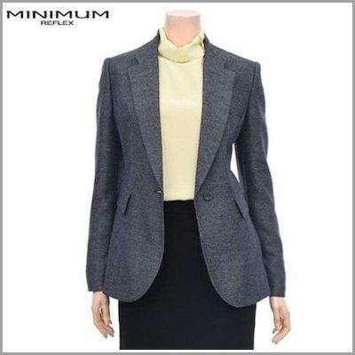 [ミニマム][MINIMUM]ワンボタンポイント切開ジャケットMSBGWJ3730-MN /テーラードジャケット/ 韓国ファッション