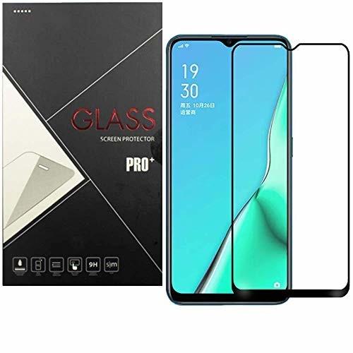 OPPO A5 2020/A9 2020/A11 A11X ガラスフイルム OPPO A5 2020/A9 2020/A11 A11X 強化ガラス 業界最高硬度9H/高透過率/自動吸着/気泡ゼロ ガラ