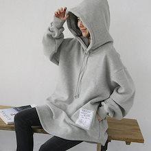 [送料無料]★韓国ファッション通販業界1位 『Naning9』★メルアパクシピッキモパッチフード/ おしゃれなシルエットのファッションコーデー提案!ハイクォリティー/韓国ファッション