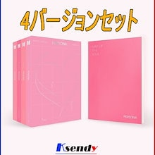 BTS / 防弾少年団 / MAP OF THE SOUL : PERSONA  / 4バージョンセット / CD+フォトブック+ミニブック+フォトカード+ポストカード / Ksendyオマケ終了