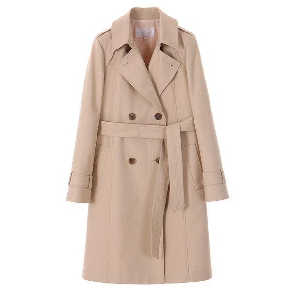 [韓国直送] 【オンエンオン] feminine trench coat NW8SZ401