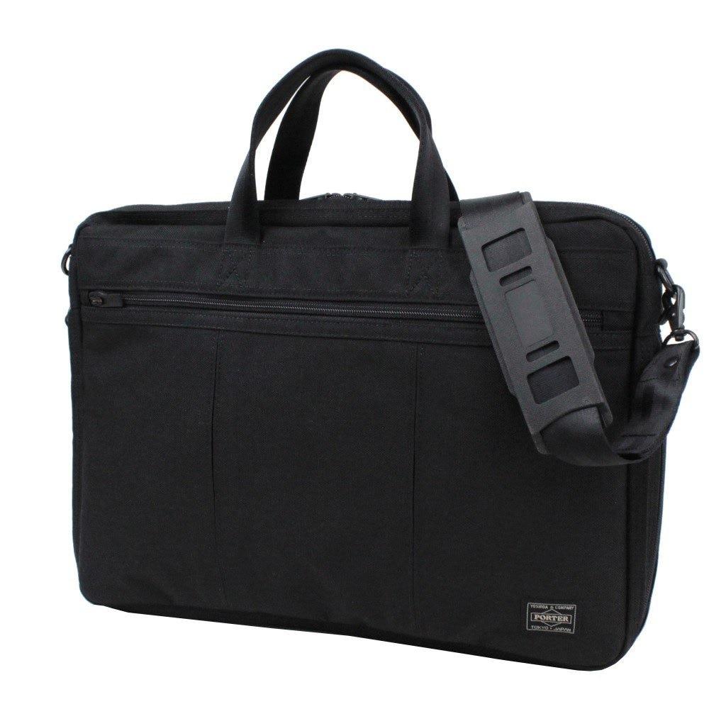 [吉田カバン] ポーター PORTER 2WAYビジネスバッグ TENSION テンション 627-07503