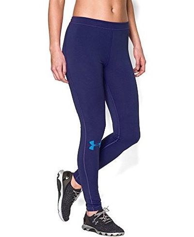 Under Armour Womens UA Rival Legging Large EUROPA PURPLE