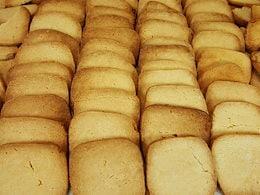 【訳あり】固焼き☆豆乳おからクッキープレーン約100枚1kg業界最安値に挑戦!おからシリーズ