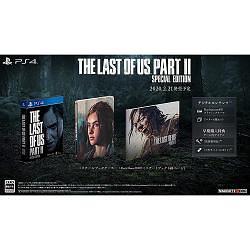 The Last of Us Part II スペシャルエディション [PS4]