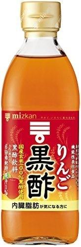ミツカン りんご黒酢 500ml 製品画像