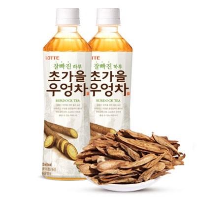 『LOTTE』ゴボウ茶(500ml) ダイエット ロッテ 韓国茶 韓国お茶 韓国飲料 韓国飲み物 韓国ドリンク