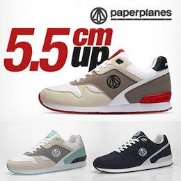 ◆送料無料◆ Paperplanes PP1367 Line スニーカー /スニーカー/ランニングシューズスポーツシューズ パンプス靴 k-pop Star シューズEXID アキクラシックスニーカー 靴