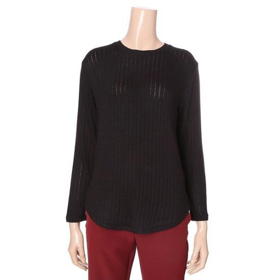 オチョククンゴルジラウンドキボンネク71513331 ニット/セーター/韓国ファッション